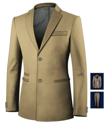 Ausgefallene Anz�ge with 2 Buttons, Single Breasted