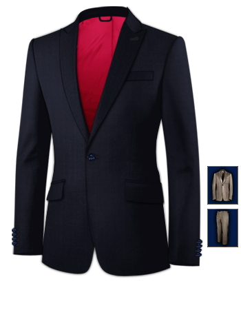Ma��anz�ge Tailor with 1 Button, Single Breasted